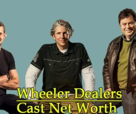 Image of Wheeler Dealers Cast Bio, Net Worth, Controversy, Updates, News