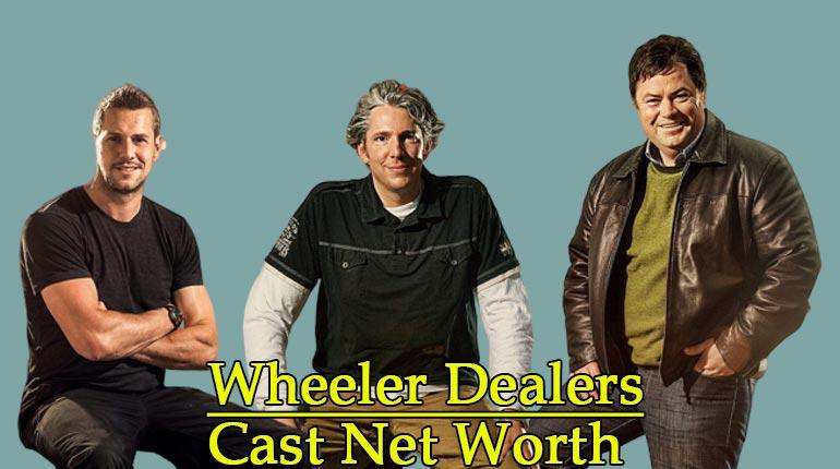 Image of Wheeler Dealers Cast Bio, Net Worth, Controversy, Updates, News