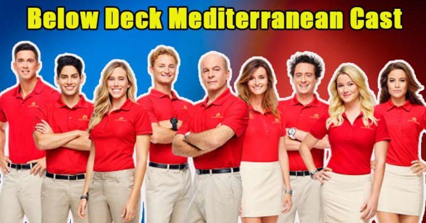 Image of Below Deck Mediterranean Casts