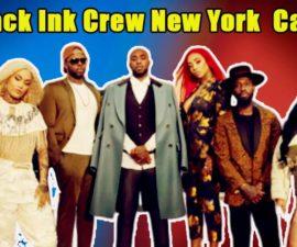 Image of Black Ink Crew New York cast crew
