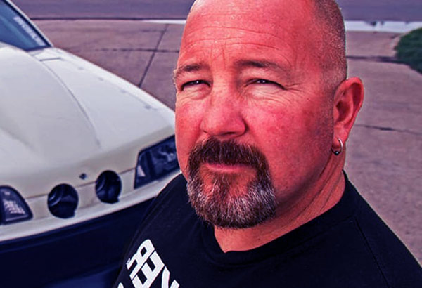 Image of Street Outlaws cast Chuck