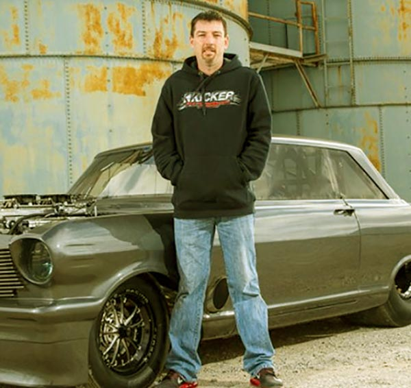 Image of Street Outlaws cast Daddy Dave