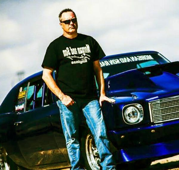 Image of Street Outlaws cast Doc