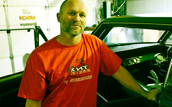 Image of Street Outlaws cast Dominator