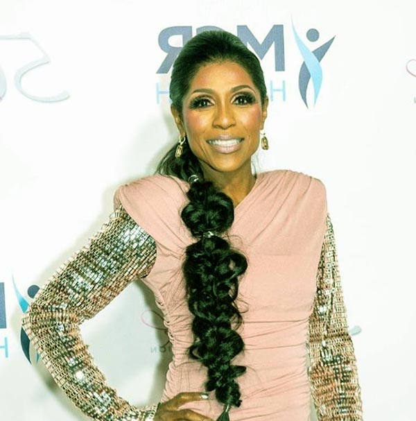 Image of Jackie Walters, founder of the 50 Shades of Pink Foundation