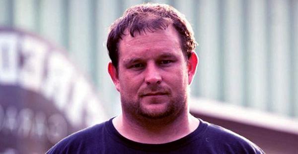 Image of Misfit Garage cast Jordan Butler
