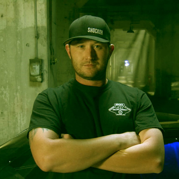 Image of Street Outlaws cast Kye Kelley