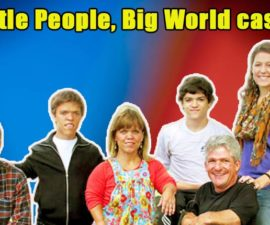 Image of Little People, Big World cast