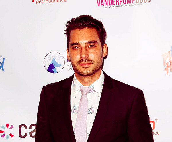 Image of Vanderpump Rules cast Max Boyens