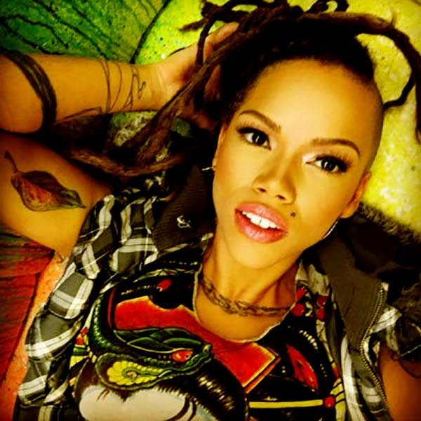 Image of Black Ink Crew New York cast Melody Mitchell