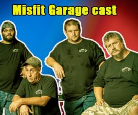 Image of Misfit Garage cast