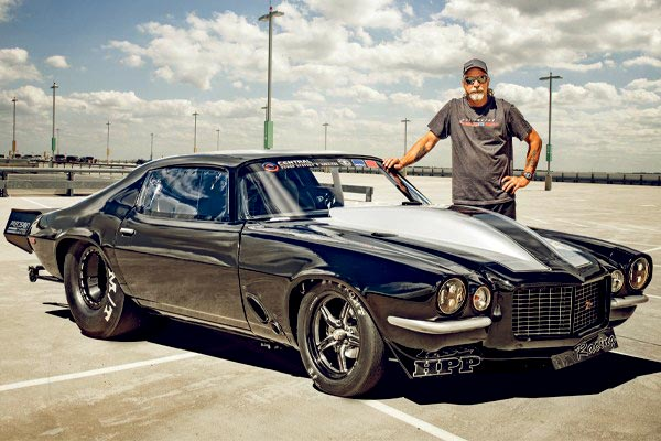 Image of Street Outlaws cast Monza