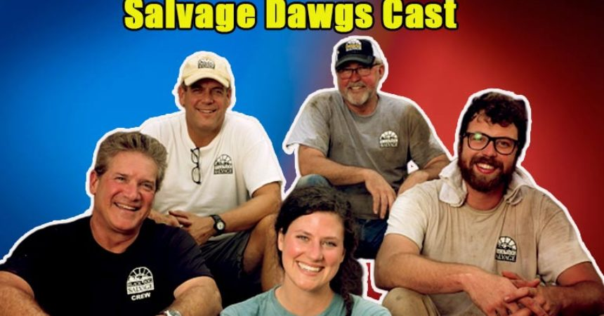 Image of Salvage Dawgs cast