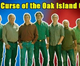 Image of The Curse of the Oak Island, meet the cast.