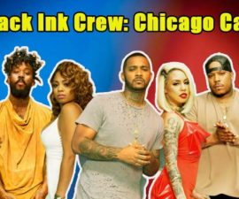 Image of Black Ink Crew: Chicago Casts