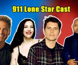 Image of 911 Lone Star Wiki, Cast, Premiere Date, Canceled, New Season