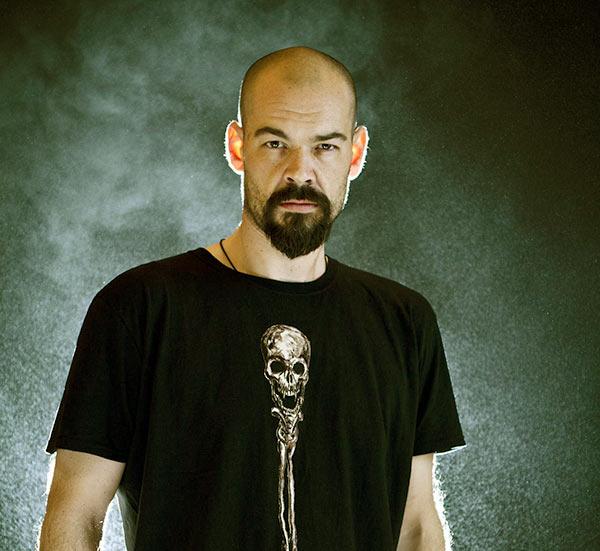 Image of Ghost Adventures cast Aaron Goodwin