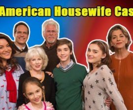 Image of Meet all the cast of American Housewife, new season, canceled, wiki