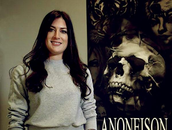 Image of Ink Master Cast Ashley Anoneison