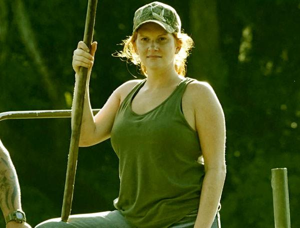 Image of Swamp People cast Ashley Jones