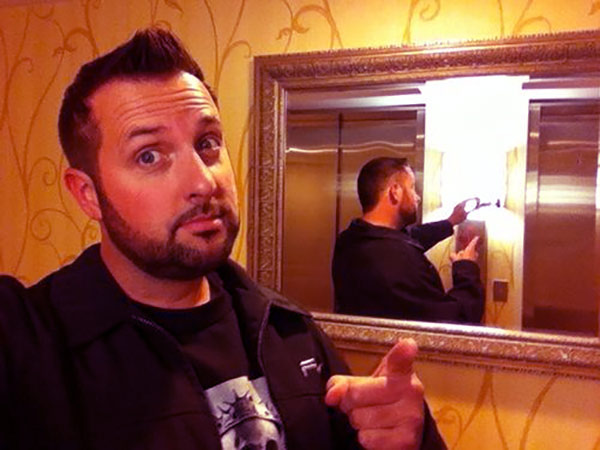 Image of Ghost Adventures cast Billy Tolley