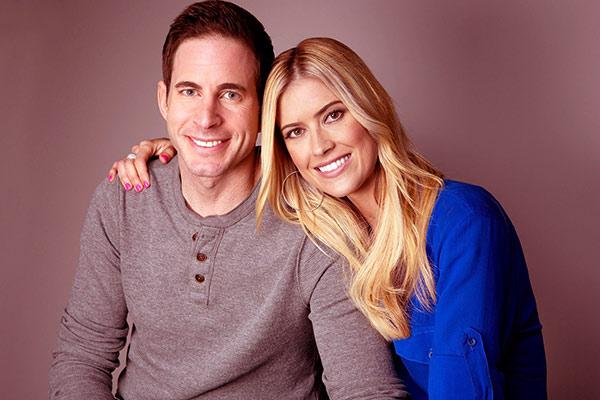 Image of Christina and Tarek El Moussa divorce in 2018