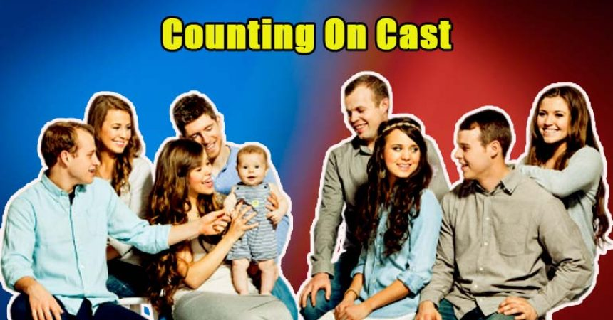 Image of Counting On cast