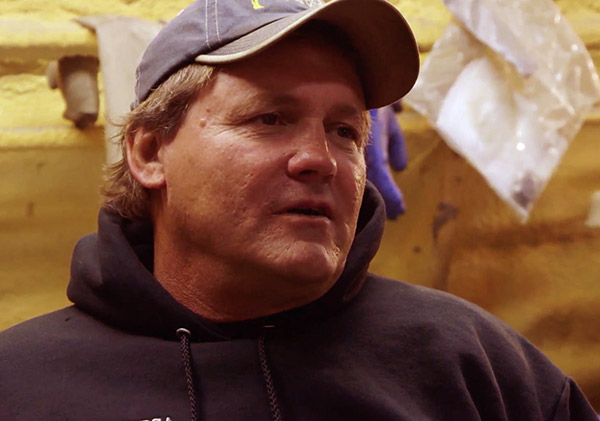 Image of Bering Sea Gold Cast Dave Young