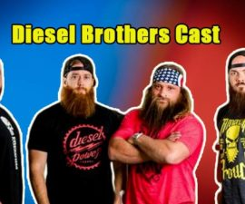 Image of Diesel Brothers Cast, Cancelled, Net Worth, Death, New Season