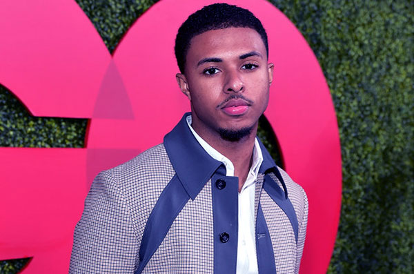 Image of Grown-ish Cast Diggy Simmons
