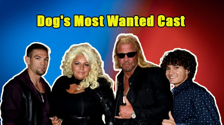 Image of Dog's Most Wanted cast