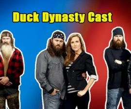 Image of Duck Dynasty cast, family, death, net worth, cancelled, now