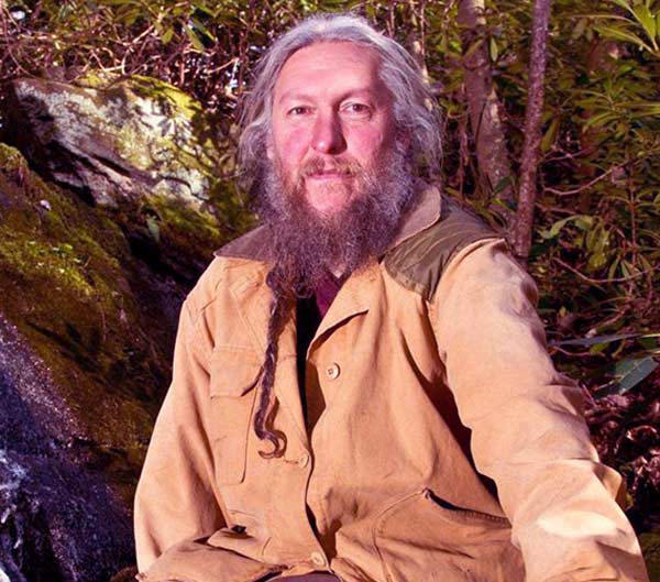 Image of Mountain Men cast Eustace Conway