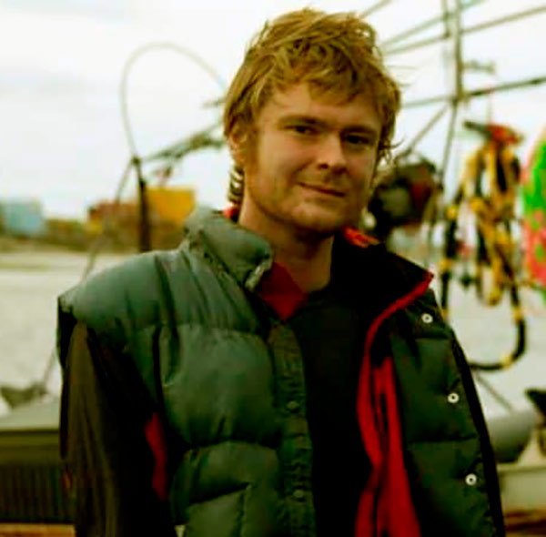 Image of Bering Sea Gold Cast Ezekial Tenhoff aka Zeke