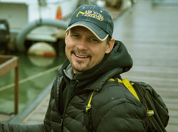Image of Bering Sea Gold Cast George Young