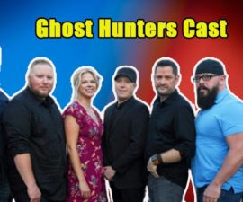 Image of Ghost Hunters cast, new season, fake or real, cast member dies, wiki
