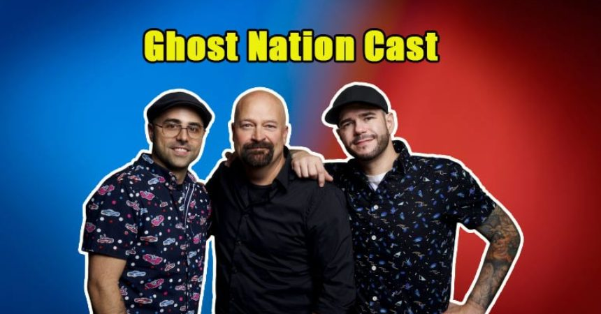 Image of Ghost Nation cast, new season, cancelled, fake or real