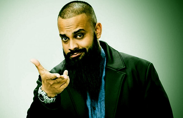 Image of Turn Up Charlie Cast Guz Khan
