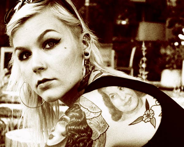 Image of Ink Master Cast Holli Marie