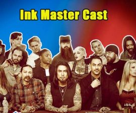 Image of Ink Master Cast