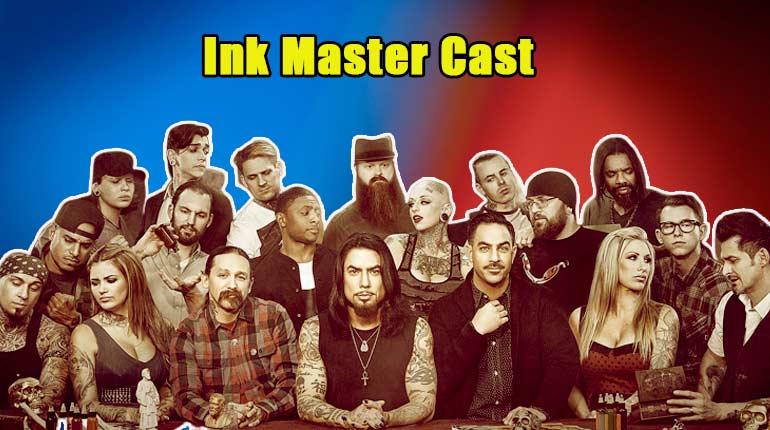 Image of Ink Master Cast
