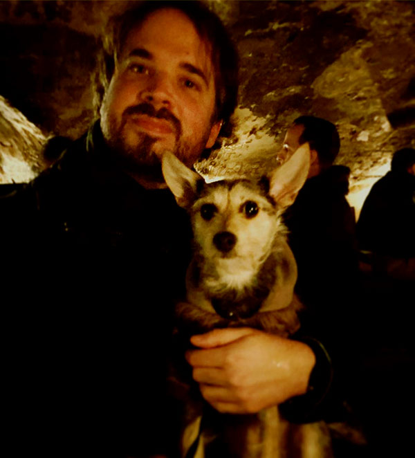 Image of Ghost Adventures cast Jay Wasley