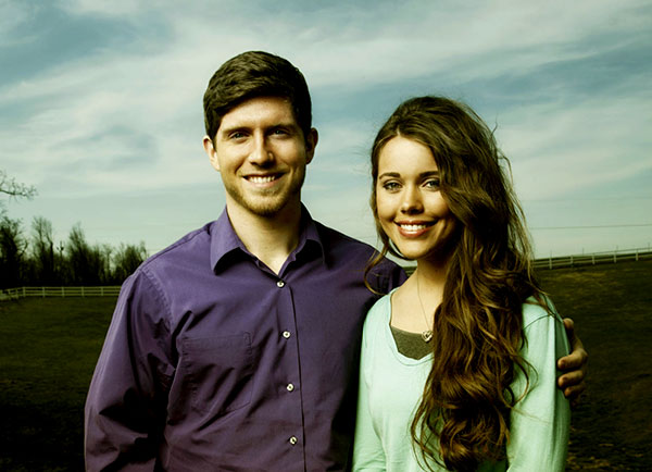 Image of Counting On cast Jessa and Ben Seewald