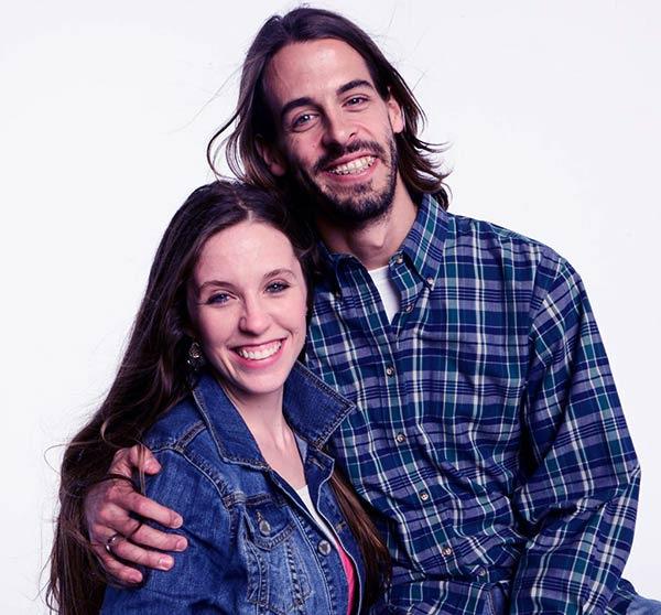 Image of Counting On cast Jill and Derick Dillard