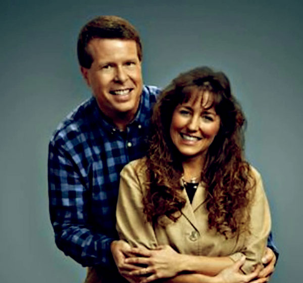 Image of Counting On cast Jim Bob Duggar and Michelle Ruark