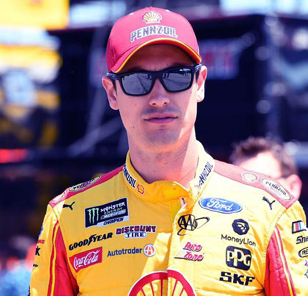 Image of Twin Turbos cast Joey Logano
