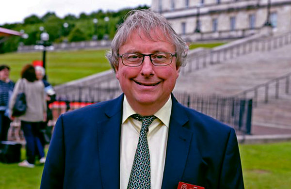 Image of Antiques Roadshow cast John Sandon