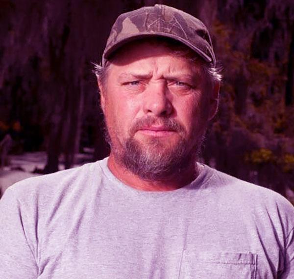 Image of Swamp People cast Junior Edwards