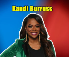 Image of Kandi Burruss net worth, husband, daughter, kids, bio