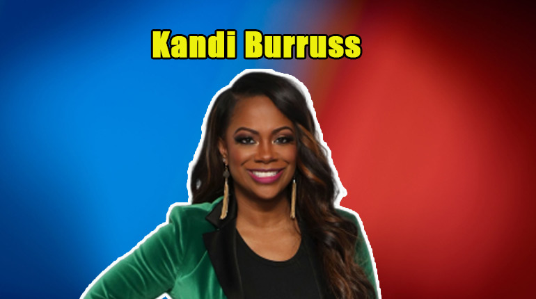 Image of Kandi Burruss net worth, husband, daughter, kids, bio